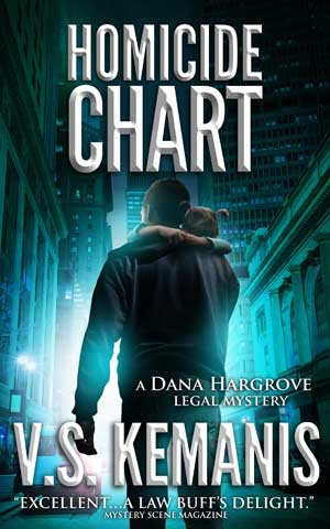 Homicide Chart Book Cover